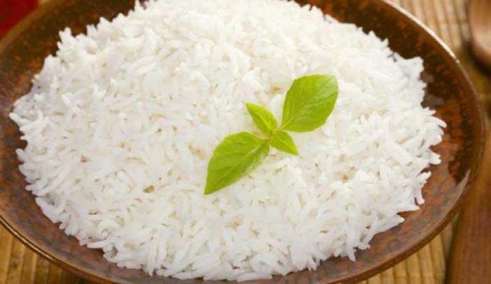 если каждый день есть рис что будет