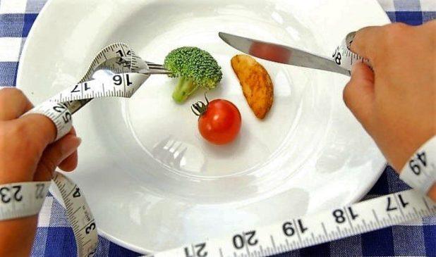 Меню на 1200 калорий в день