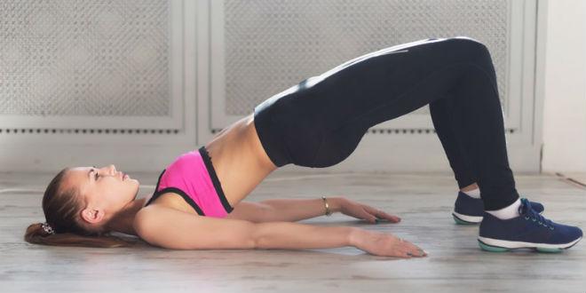 Эффективные физические упражнения для быстрого похудения живота, ягодиц, бедер и ног