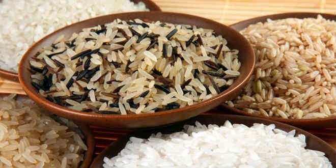 Меню эффективной рисовой диеты на 7 дней для быстрого похудения