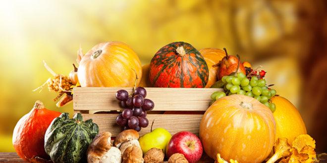 7 супер овощей осени