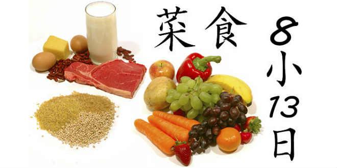 Японская диета на 13 дней – простое меню-таблица для эффективного похудения