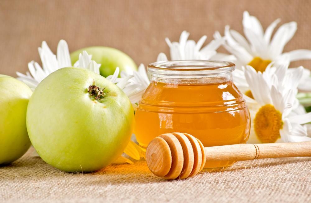 Напиток из яблочного уксуса и меда