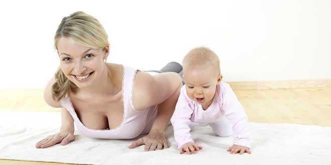 Как быстро похудеть после родов и убрать живот в домашних условиях — эффективные способы