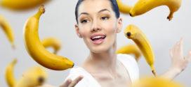 Банановая диета — худеем на 2-3 кг в неделю
