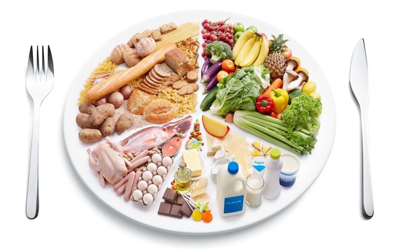 Как есть при правильном питании