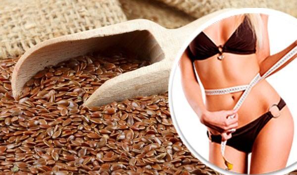 Как использовать семена льна для похудения