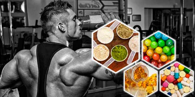 Спортивное питание для увеличения мышечной массы — варианты для начинающих