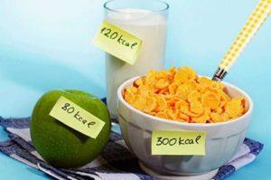 Сколько калорий в день нужно для здоровья и как их правильно считать
