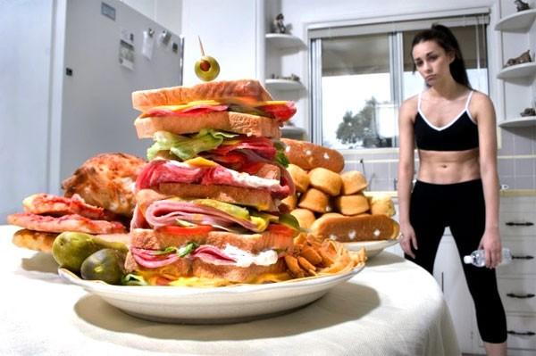 что делать при переедании