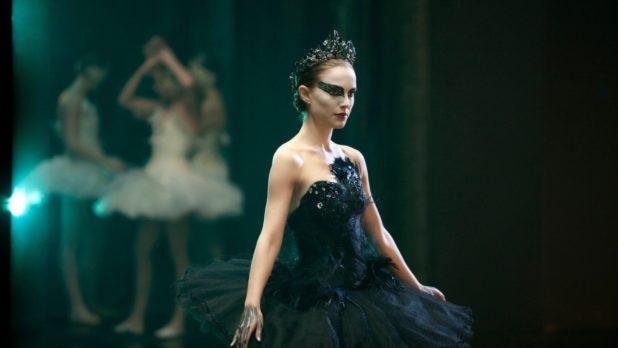 Натали Портман в роли балерины