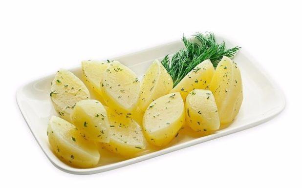 Картофель мешает похудеть
