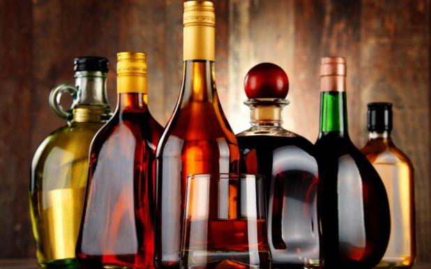Алкоголь мешает худеть