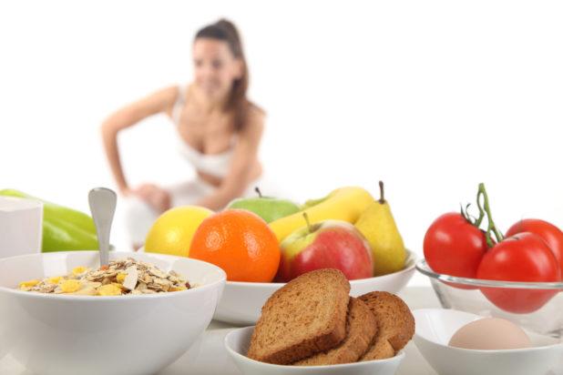 время подготовки к диете