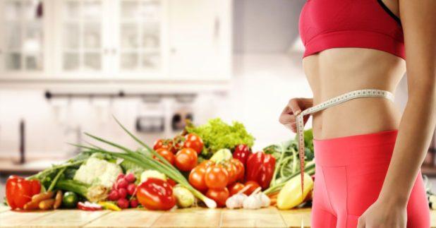 Самая лучшая диета для похудения женщин