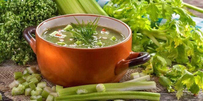 Сельдереевая диета на 7 дней с подробным меню