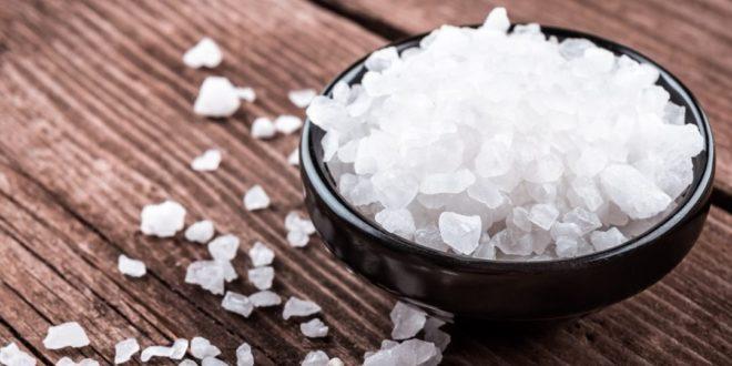 Соль при диетах
