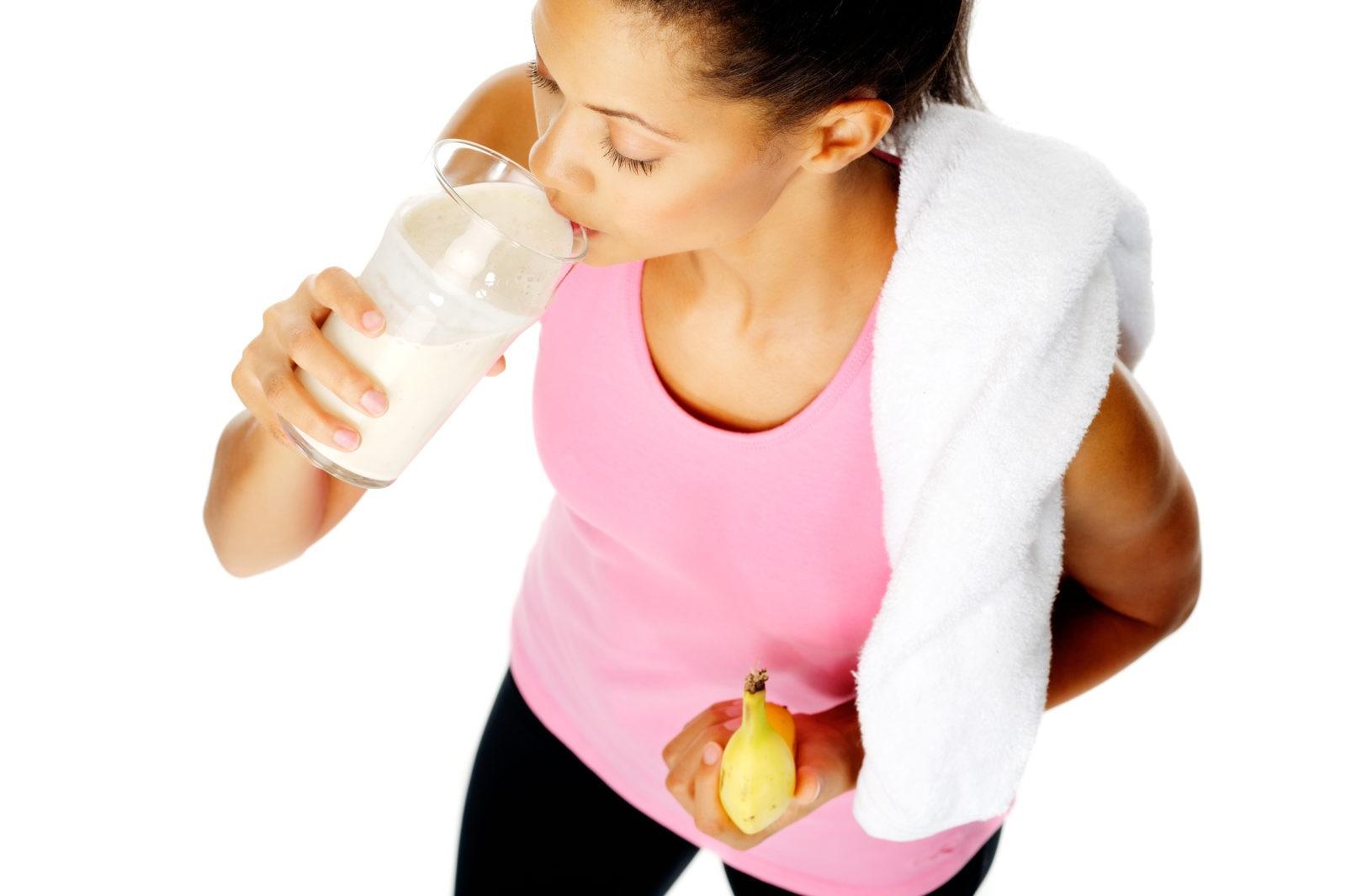 Похудеть на молоке
