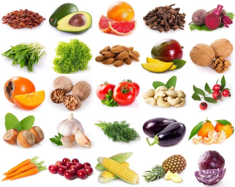 Продукты которые мы едим
