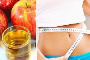 Как похудеть на уксусе