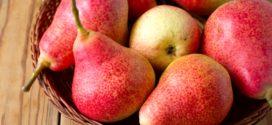 Груша — лучший фрукт для похудения