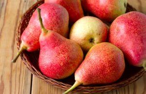 Груша - лучший фрукт для похудения
