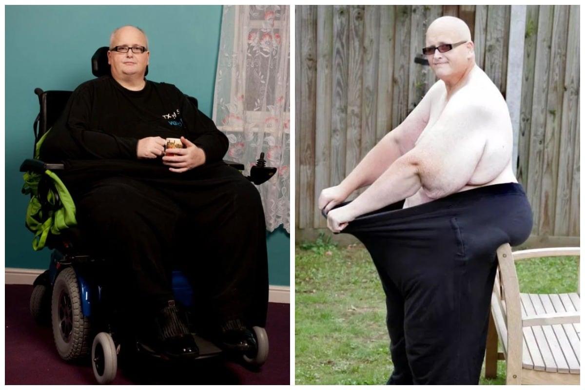 Самый толстый человек в мире Пол Мейсон и его секрет похудения