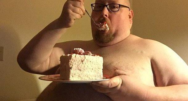 Американец Майк Горман похудел на 1,5 центнера