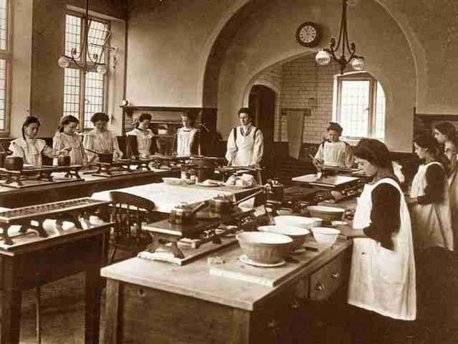 История диетического питания