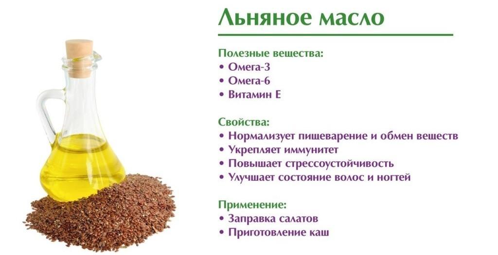 Польза масла для организма