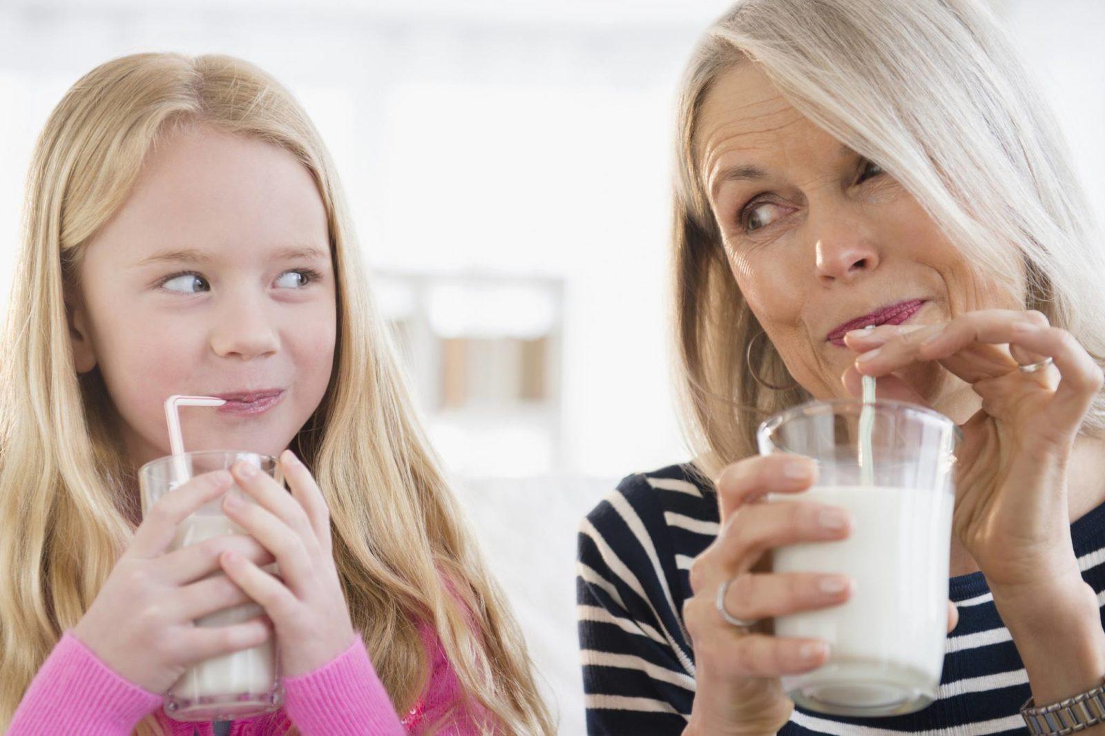 Развеиваем мифы о молоке