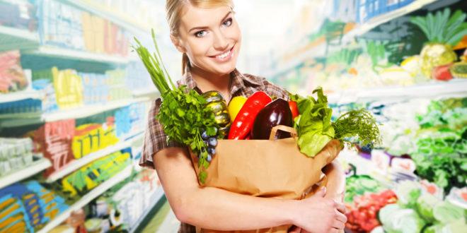 Продукты, которые помогут похудеть