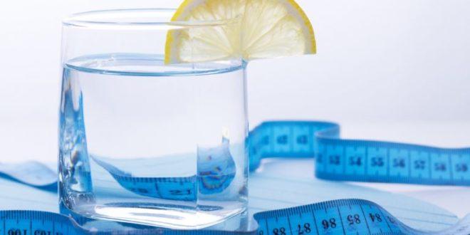 Вода для похудения с жевательной резинкой